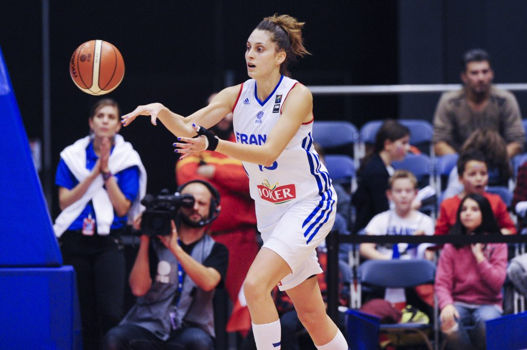 L'interview-selfie de la semaine : Ana Maria Filip, double championne d'Europe de basket 3×3