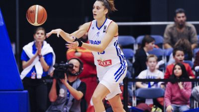 L'interview-selfie de la semaine : Ana Maria Filip, double championne d'Europe de basket 3×3