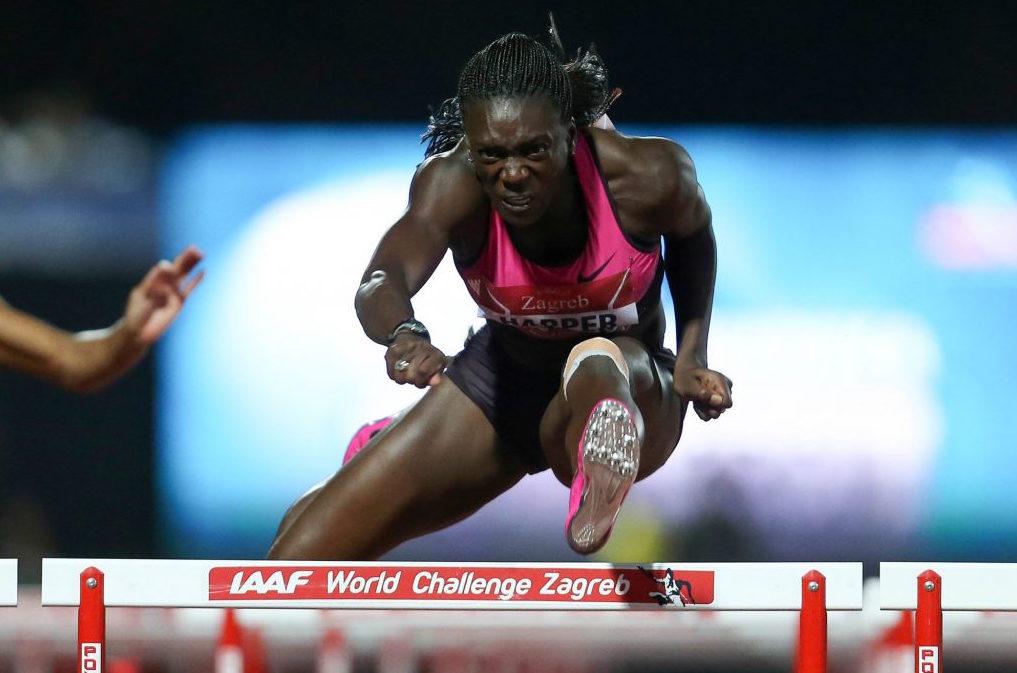 Athlétisme – Après sa pause maternité, Dawn Harper est de retour sur les pistes !
