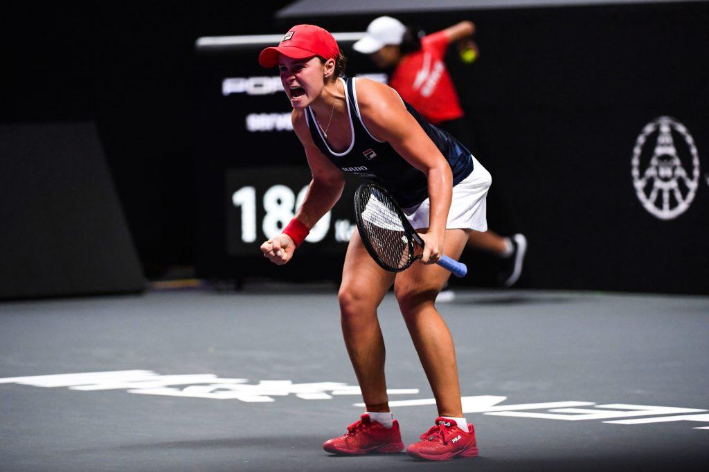 Classement WTA : Ashleigh Barty confirme sa place de leader