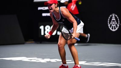Classement WTA : Ashleigh Barty confirme sa place de leader