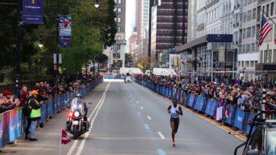 Joyciline Jepkosgei devient la nouvelle reine du marathon de New York