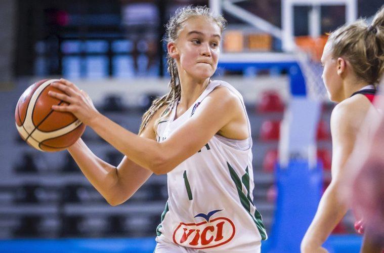 Basket – l'ASVEL recrute une joueuse de 13 ans, déjà internationale !