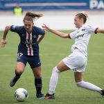 Découvrez les résultats de la huitième journée de D1 Arkema, le championnat national féminin de football de première division.