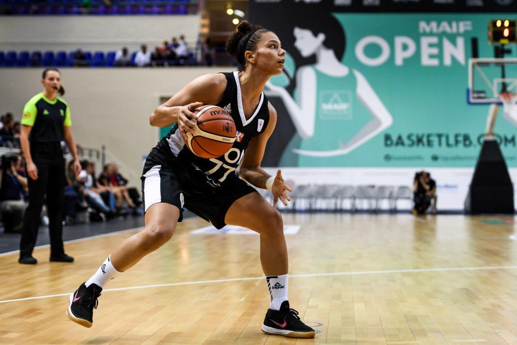 Ligue féminine de basketball (J5) – Lyon écrase Tarbes, Montpellier bat Roche Vendée