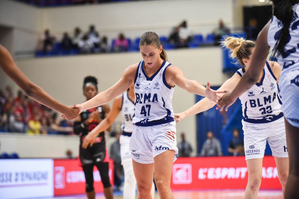 Ligue féminine de basketball (J6) – Montpellier toujours seul en tête