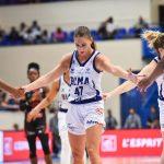 Découvrez les résultats de la sixième journée de Ligue féminine de basketball (LFB) qui a eu lieu les 2 et 3 novembre 2019.