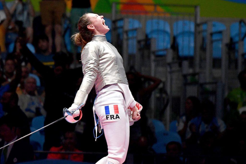 Manon Brunet remporte la Coupe du monde de sabre à Orléans