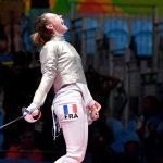 La sabreuse française Manon Brunet a remporté l'étape de Coupe du monde organisée ce week-end à Orléans en battant en finale la Russe Olga Nikitina.