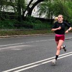 Mary Cain a quitté le Nike Oregon Project. Photo instagram : runmarycain