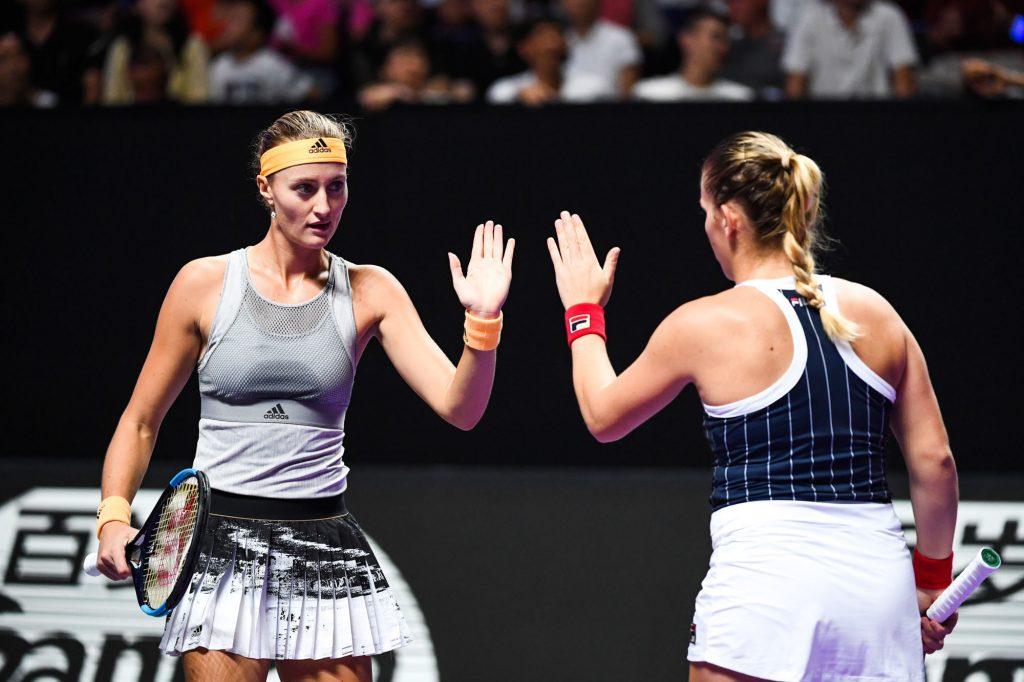 Masters 2019 : Mladenovic et Babos font vraiment la paire !