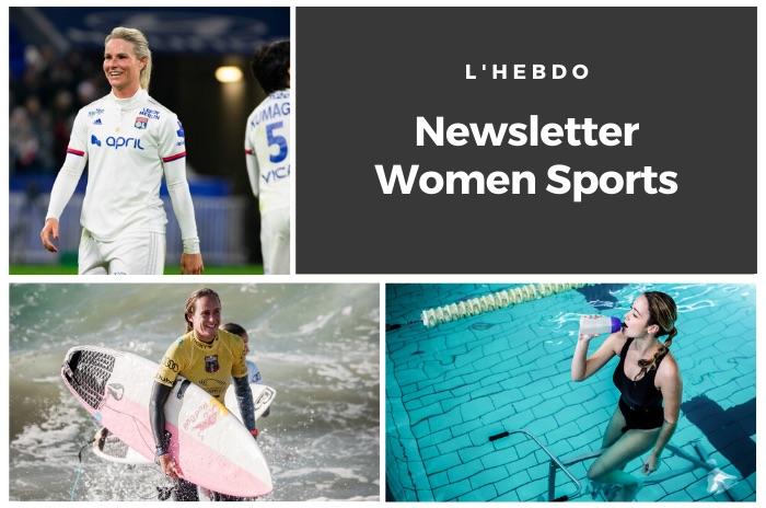 La newsletter WOMEN SPORTS du mardi 19 novembre 2019