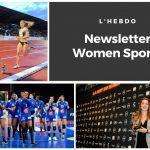 Chaque mardi, la newsletter WOMEN SPORTS vous propose un résumé de l'actualité du sport au féminin : résultats, événements, coups de coeur, informations…