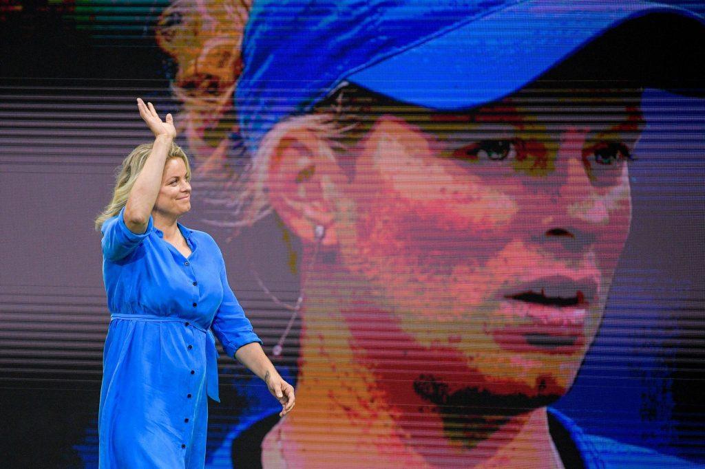 Tennis : Kim Clijsters ne fera pas son retour à l'Open d'Australie
