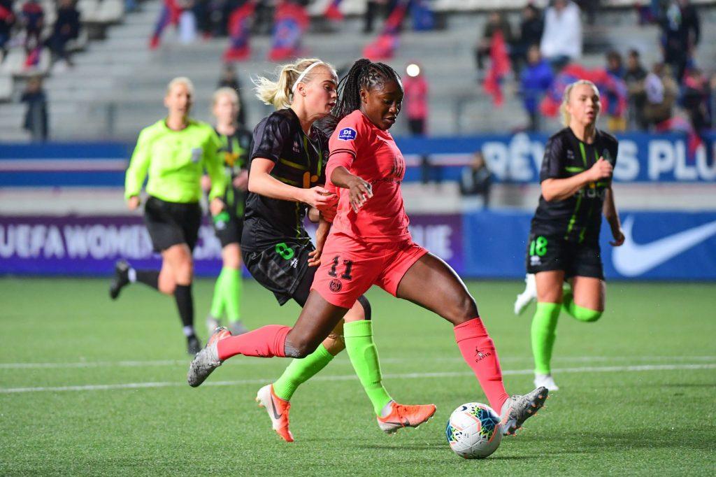 UEFA Women's Champions League : Paris rallie aussi les quarts-de-finale