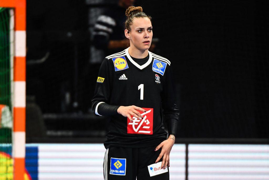 Handball : la gardienne française Laura Glauser signe en Hongrie !