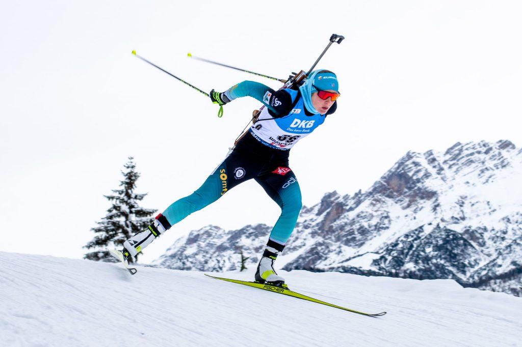 Biathlon : Justine Braisaz 2e du sprint du Grand-Bornand