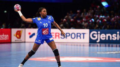 Mondial-2019 de handball : triste mais vrai, les Bleues terminent 13emes…