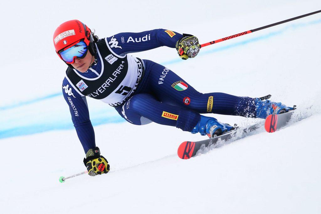 Ski alpin : Federica Brignone remporte le géant de Courchevel !