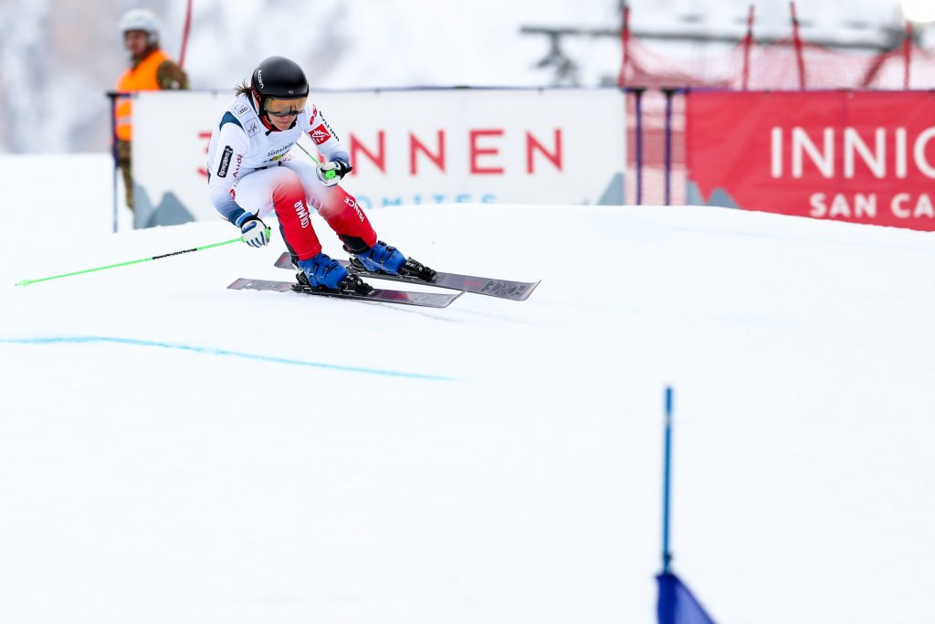 Skicross : Marielle Berger-Sabbatel déclarée vainqueure après l'annulation de la course