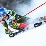 L'Américaine Mikaela Shiffrin a remporté ce dimanche le slalom de Killington (USA), signant ainsi sa 62e victoire en Coupe du monde de ski alpin.