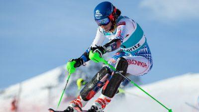 Ski alpin – La Slovaque Petra Vlhova remporte le slalom parallèle de St Moritz