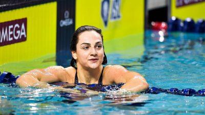 Euro-2019 natation – Béryl Gastaldello s'empare d'une troisième médaille d'argent sur 50 m dos !