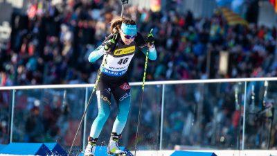 Coupe du monde biathlon – Justine Braisaz en or sur la première course individuelle !