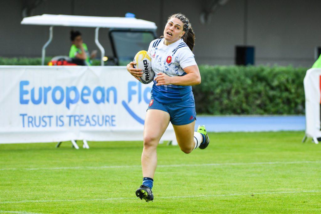 Rugby VII (Dubaï) – Les Bleues s'arrêtent en quarts