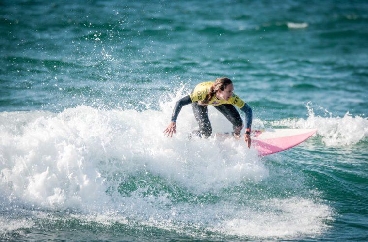 Stand up paddle : Justine Dupont sacrée championne du monde !