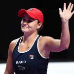 L'Australienne Ashleigh Barty, victorieuse à Roland-Garros et au Masters de Shenzhen, a remporté plus d'argent que Federer en tournoi cette saison !