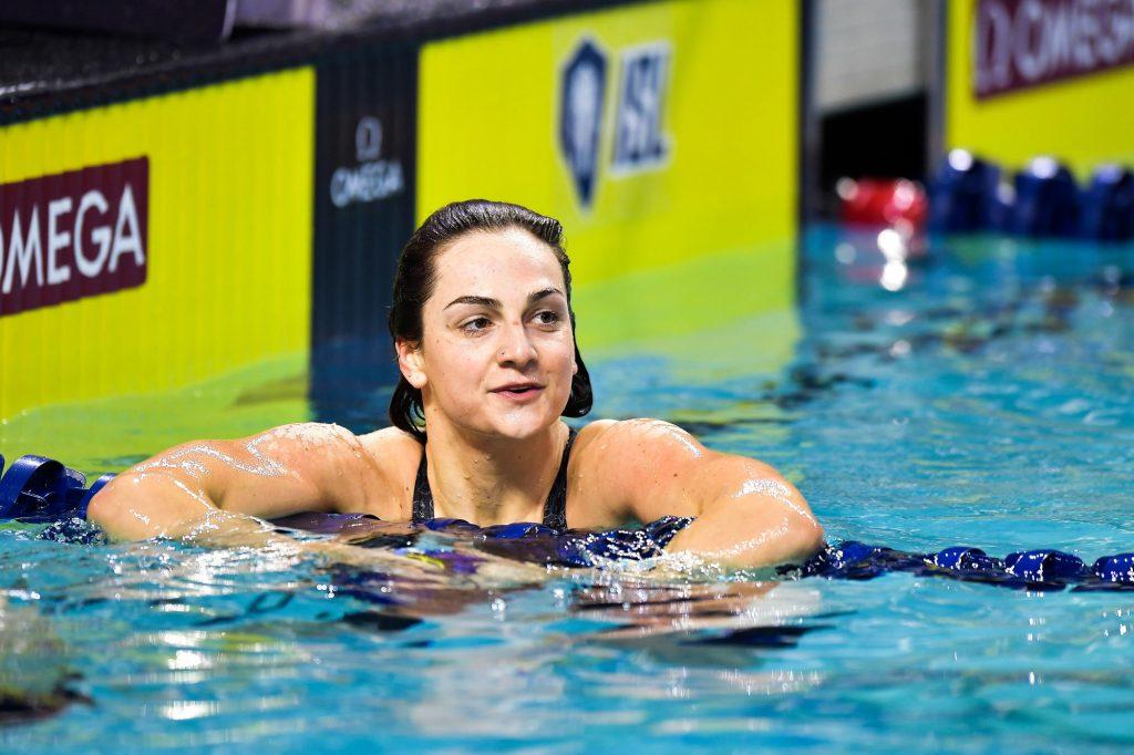 Euro-2019 de natation : Béryl Gastaldello en argent sur 100 m