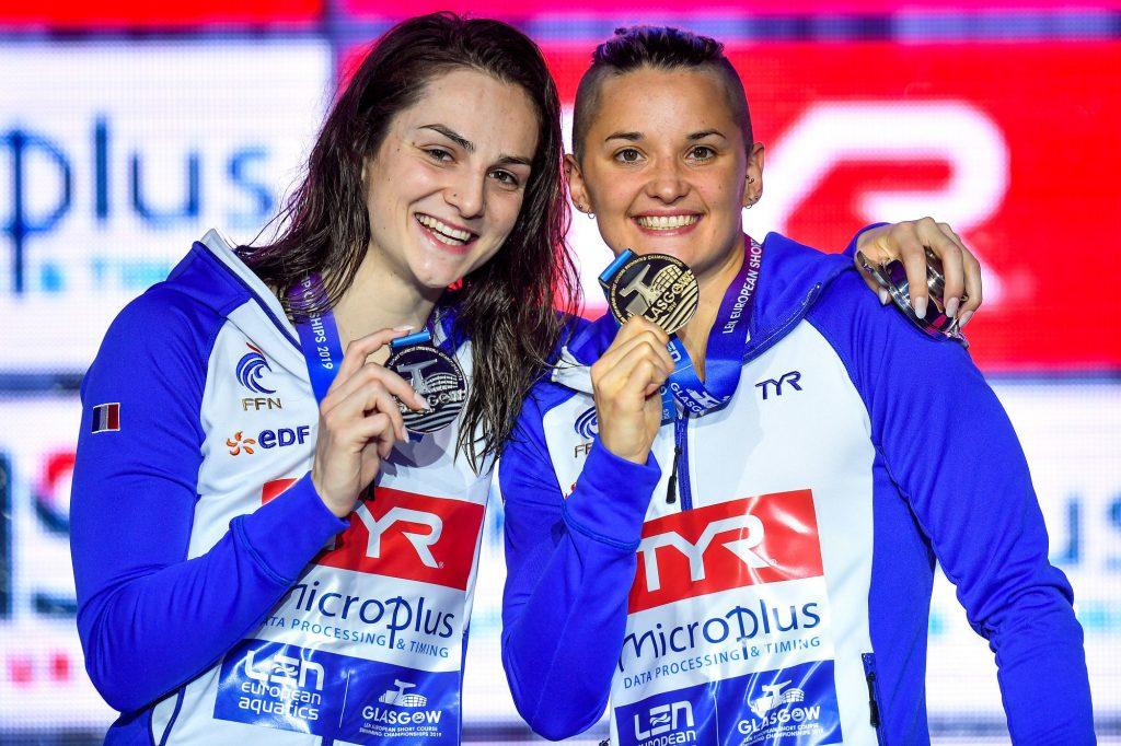 Euro-2019 de natation : Mélanie Hénique en or sur 50 m papillon, devant Gastaldello !
