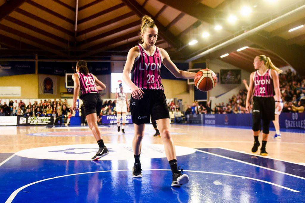 Ligue féminine de basketball (J9) – Battu, Montpellier perd le leadership au profit de Lyon