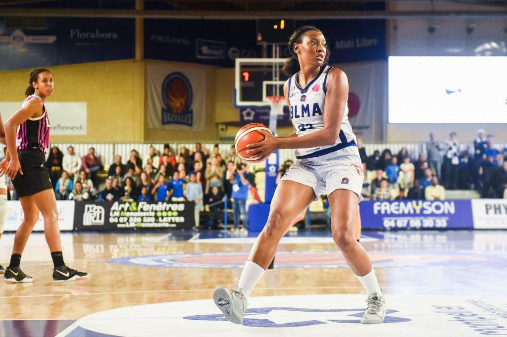 Ligue féminine de basketball (J7) – Montpellier essuie sa première défaite, Lyon recolle en tête