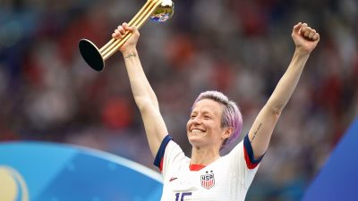 Sans surprise, Megan Rapinoe remporte le Ballon d'Or 2019 !