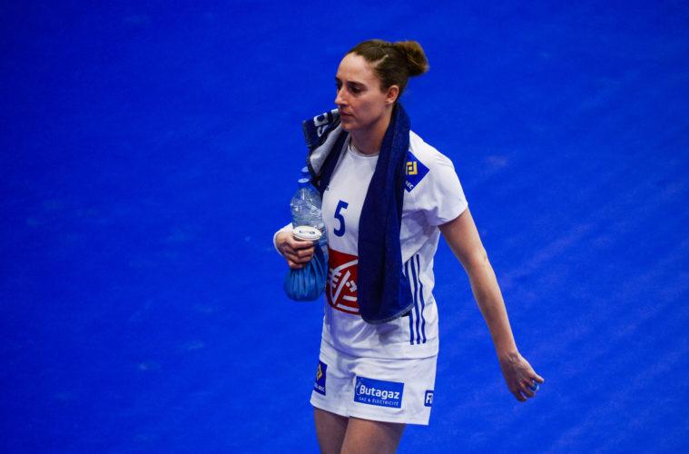 Mondial-2019 de handball : «ça se complique» pour les Bleues proches de l'élimination…