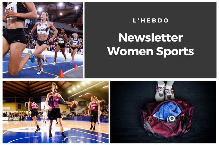La newsletter WOMEN SPORTS du mardi 24 décembre 2019