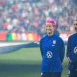 L'Olympique Lyonnais pourrait bien racheter le Reign FC, club américain de l'Etat de Washington où évolue notamment la championne du monde Megan Rapinoe.