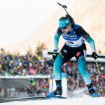 L'équipe de France féminine de biathlon a pris la 2e place vendredi du relais de Ruhpolding (comptant pour la Coupe du monde), derrière la Norvège.