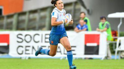 Circuit mondial de rugby à VII – Les Bleues médaillées de bronze lors de l'étape d'Hamilton
