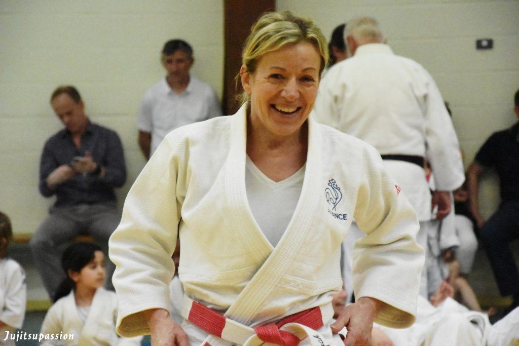 Cécile Nowak, une carrière de championne malgré sa phobie de l'avion !