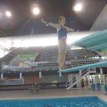 Du coma aux Championnats de France de plongeon, découvrez l'incroyable histoire de Laurence Musy, jeune passionnée condamnée à faire du sport tous les jours