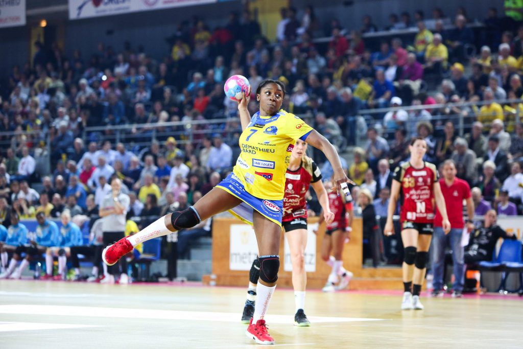 Handball : Grâce Zaadi quittera Metz en fin de saison