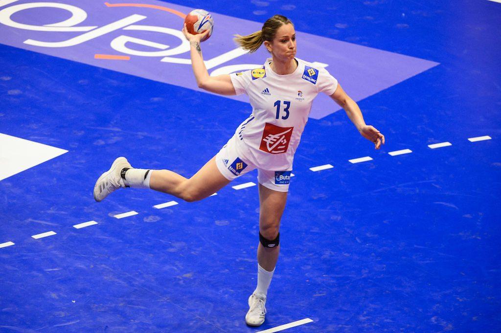 Handball : touchée au genou, Manon Houette incertaine pour les JO-2020