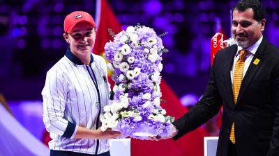 La récap du week-end : Ashleigh Barty se rassure avant l'Open d'Australie !