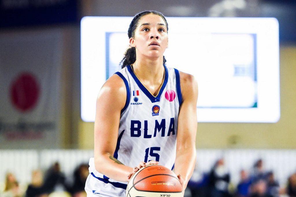 Ligue féminine de basketball (J11) – Bourges et Montpellier chutent à l'extérieur