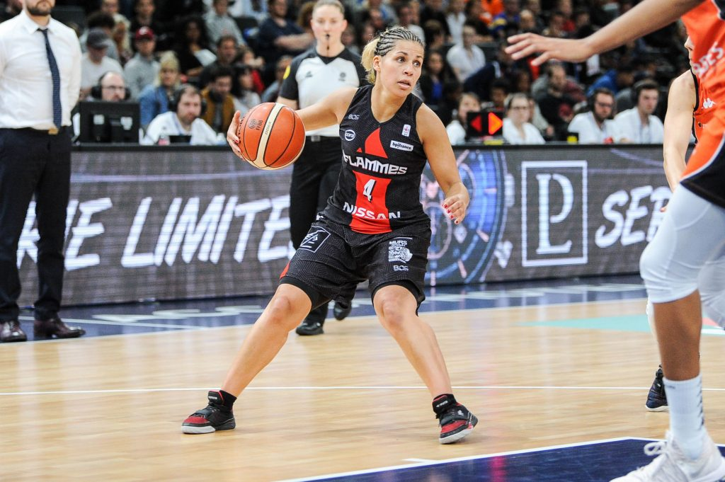 Ligue féminine de basketball (J13) – Les Flammes Carolo remontent en 8e position
