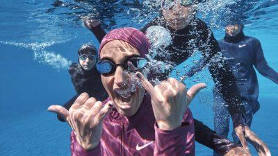 Équipement : Nike lance un maillot de bain doté d'un hijab