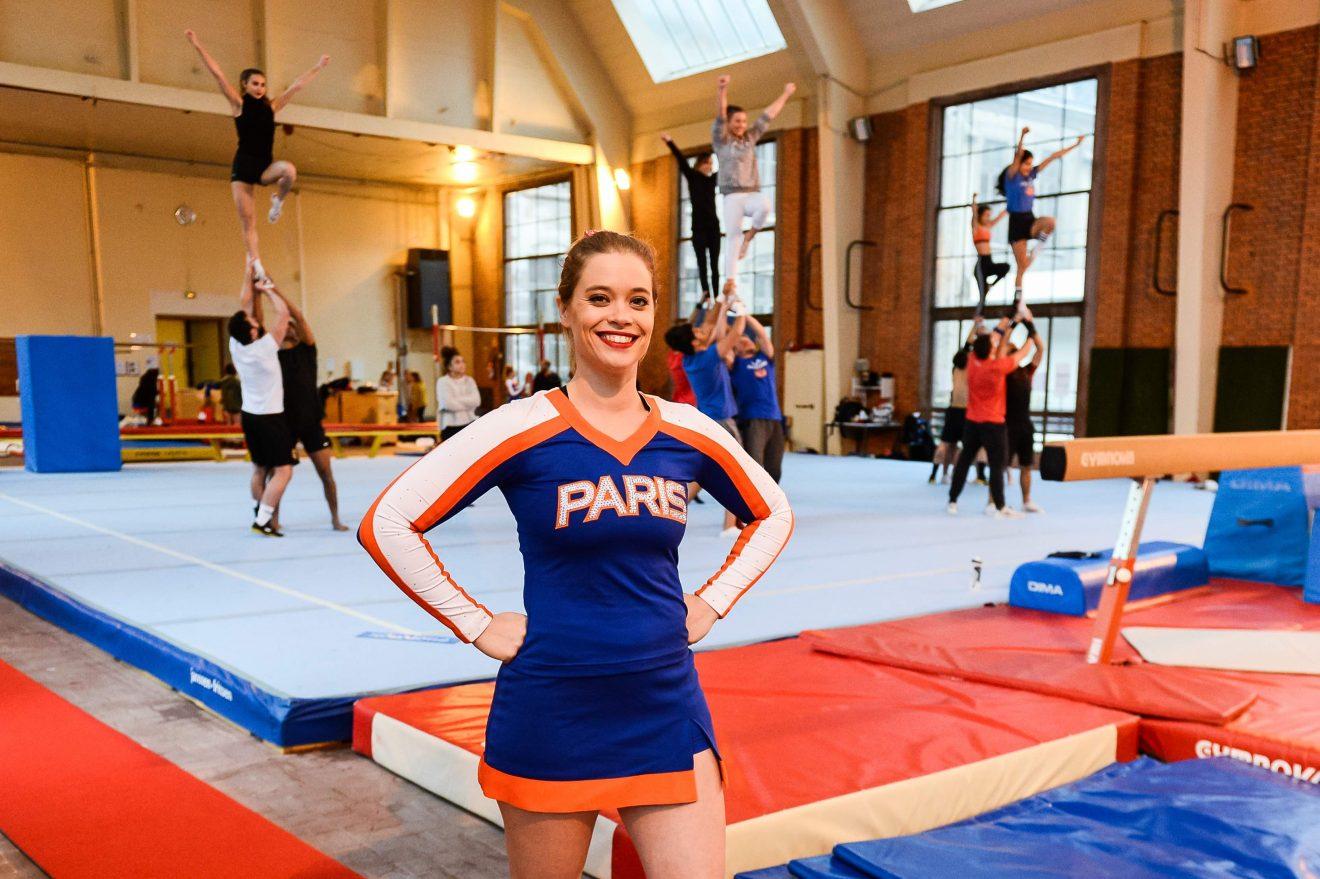 Spectaculaire et physique : le cheerleading est un sport, un vrai !